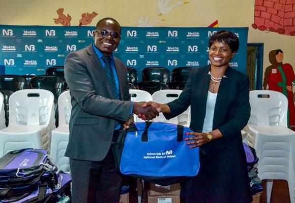 NBM Plc donates to Stephanos Foundation