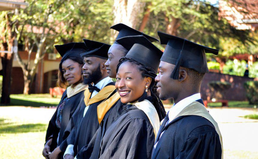Stephanos vocational graduates 50 youths