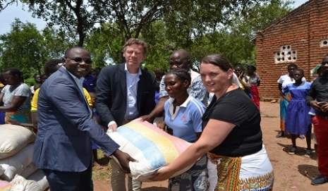 The impact of floods in Chikwawa through SDGs lens