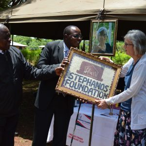 StephanosFoundation bids farewell to one of its long serving members